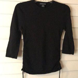 Banana Republic 100% Merino Wool 3/4 sl sweater